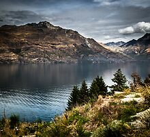 Lake Wakatipu  by Stephen Humpleby