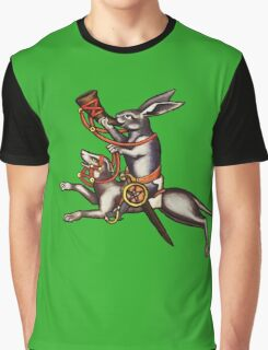 Storming the castle Graphic T-Shirt