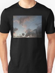 The Cloudy Sunset III Unisex T-Shirt