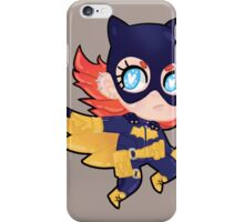Dc Comics || Barbara Gordon/Batgirl iPhone Case/Skin