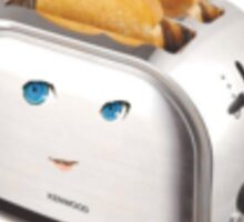 Toaster-Chan Sticker