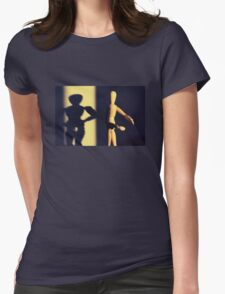 Shadow Self Womens Fitted T-Shirt