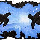 Sea Turtles by jansimpressions