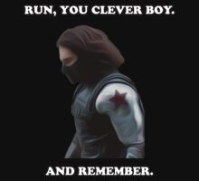 Run, You Clever Boy. And Remember. by xSammyx