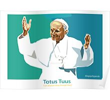 ST JOHN PAUL II Poster