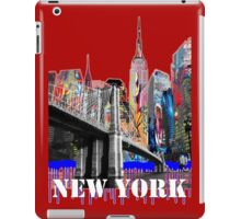 New York City Graffiti iPad Case/Skin