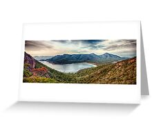 Wineglass Bay Greeting Card