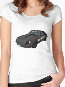 Roadkill - Rotsun 240Z Women's Fitted Scoop T-Shirt