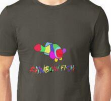 rainbow fish Unisex T-Shirt