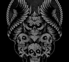 Terror by GODZILLARGE