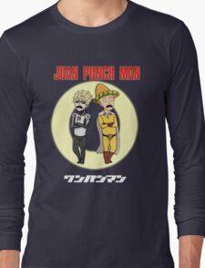 Juan Punch Man Long Sleeve T-Shirt
