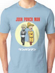 Juan Punch Man Unisex T-Shirt