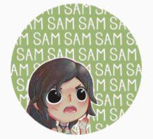 """SAAAM!"" by ihatetombs"