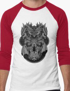 Unholy Crown Men's Baseball ¾ T-Shirt