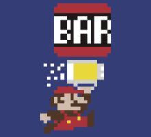 To The Bar Bro! - Mario by RetroReview