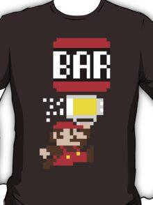 To The Bar Bro! - Mario T-Shirt
