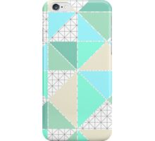 Fresh Geometry iPhone Case/Skin