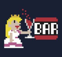 To The Bar Princess! by RetroReview