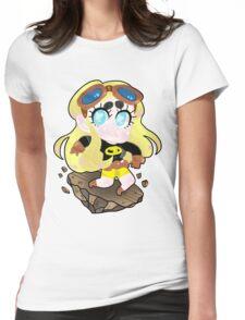 Teen Titans || Terra Womens Fitted T-Shirt