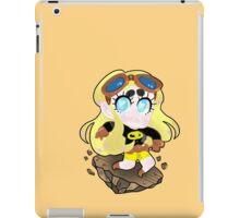 Teen Titans || Terra iPad Case/Skin