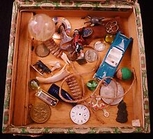 Cigar Box by Barbara Morrison