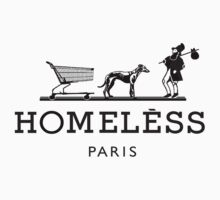 HOMELESS PARIS by JFCREAM