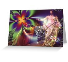 Love For Mary Magdalene Greeting Card