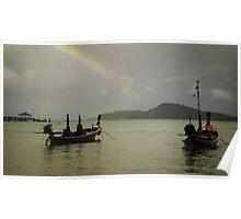 Phuket Rainbow Poster