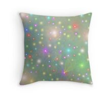Big Tooth Maple Galaxy  Throw Pillow