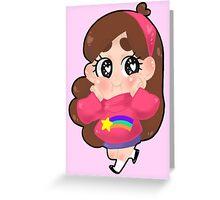 Gravity Falls || Mabel Greeting Card