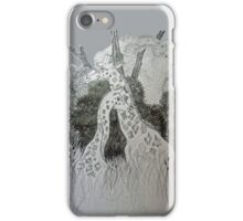 AFRICAN GIRAFFE iPhone Case/Skin