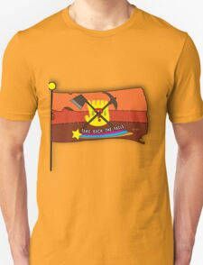 Gravity Falls: Take Back The Falls - Gold T-Shirt