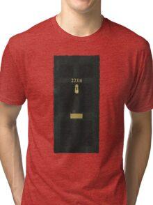 221B Door Tri-blend T-Shirt