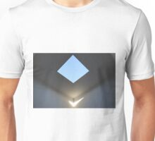 Skyspace - Floating Light Unisex T-Shirt