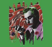 The Joker + Vincent Price Mash Up by jcestaro33
