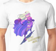 Super HairDryer Girl Unisex T-Shirt
