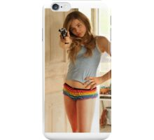 chloe moretz hick iPhone Case/Skin