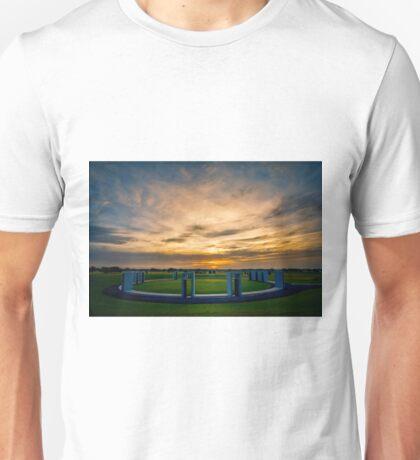 Aggie Bonfire Memorial Unisex T-Shirt