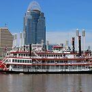 Coming Home - Belle of Cincinnati 2014 by Tony Wilder