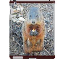 Ground Hog iPad Case/Skin