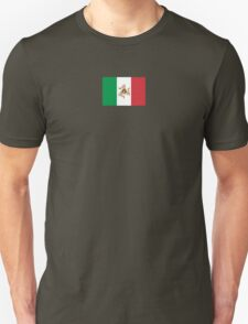 Flag of the Provisional Government of Sicily  Unisex T-Shirt