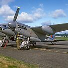 DH98 Mosquito B.35 RS712/EG-F N35MK  by Colin Smedley