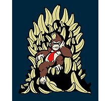 Game of Nanners Photographic Print