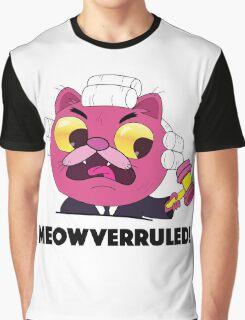 Gravity Falls: Meowverruled! Graphic T-Shirt