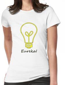 An Abundance Of Katherines- Eureka Womens Fitted T-Shirt
