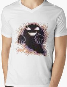 The Ghost of Lavender Town Mens V-Neck T-Shirt