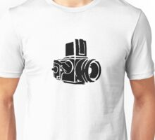 Hasselblad abstract Unisex T-Shirt