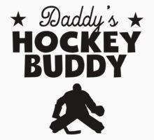 Daddy's Hockey Buddy Kids Clothes