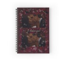 Olitz - I Choose You Spiral Notebook