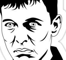 Eugene Victor Tooms Sticker